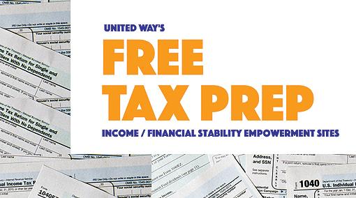 United Way Free Tax Prep