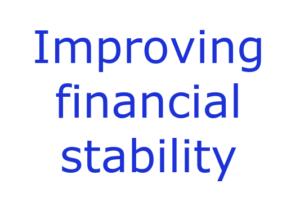 ImprovingFinancialStability