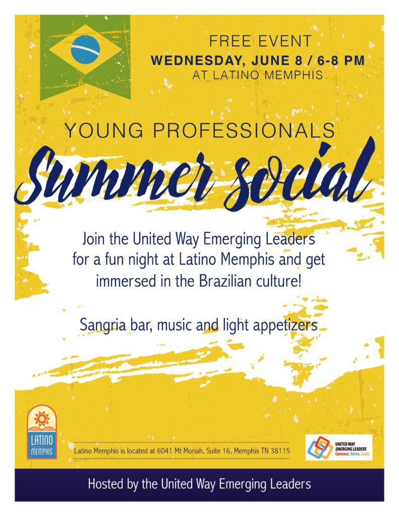 Emerging Leaders Summer Social June 7 2016