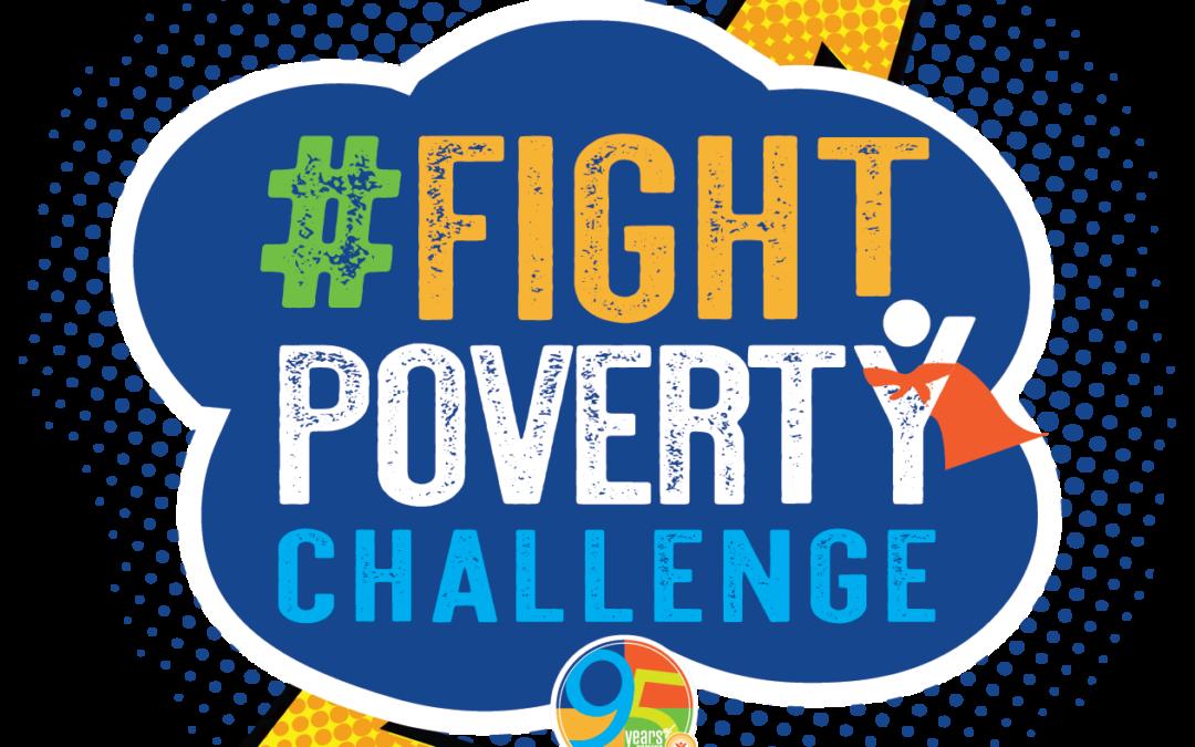 #FightPoverty Challenge