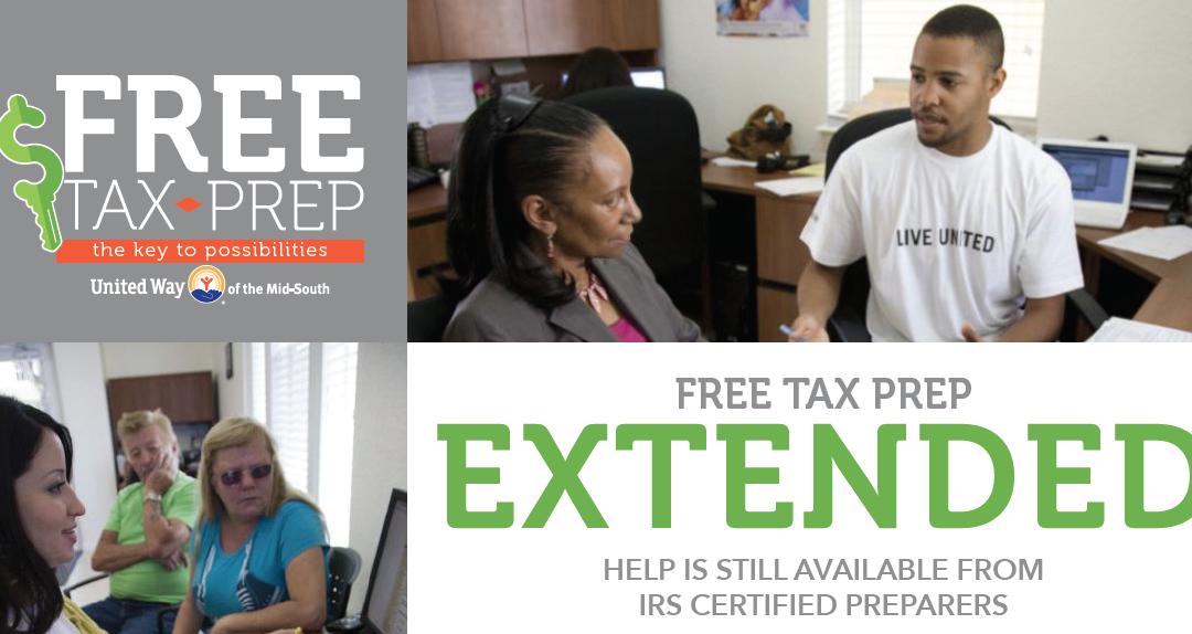Free Tax Prep EXT