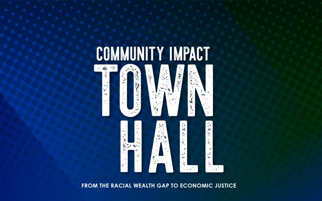 Community Impact Town Hall 2020